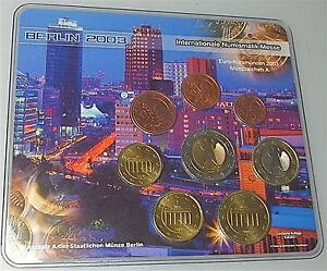International Numismatic Trade Fair Berlin KMS Fair Rate Mint Å