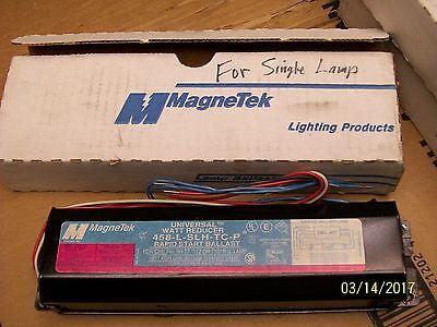 2 Lot of *NEW* Magnetek 458-L-SLH-TC-P Rapid Start Universal Ballast F40 T12