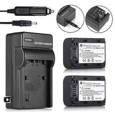 Dcr-sr82 Nuevo Premium Batería Para Sony Dcr-dvd310e Hdr-sr5 Dcr-sr33e Dcr-30