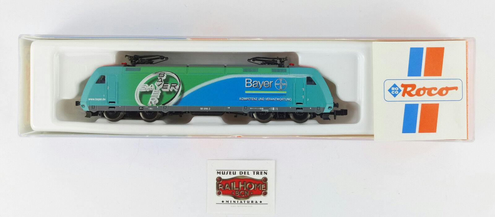 ROCO ROCO ROCO N 23313 - E-LOK BR 101 DB BAYER - NUEVA - OVP - TOP 7050d9
