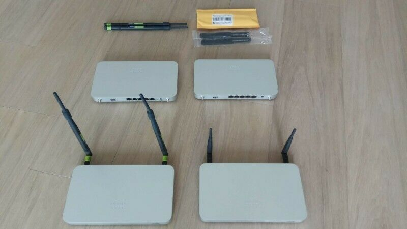 Cisco Meraki MX64W - Unclaimed - Demo Units | Sea Point