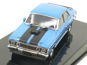 Autoart-52706-FORD-FALCON-XY-GTHO-True-Blue-RHD-Ltd-Edition-1-escala-43-En-Caja