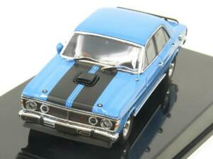 Autoart-52706-FORD-FALCON-XY-gtho-True-Blue-RHD-Ltd-Edition-1-43-scala-in-Scatola