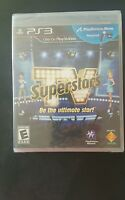 Tv Superstars (sony Playstation 3, 2010)