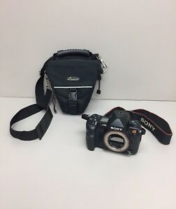 Sony-Alpha-A900-Full-Frame-Digital-SLR-Camera-Body-N50-amp-Carrying-Bag
