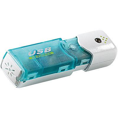 USB-Lufterfrischer: USB-Luftreiniger und Ionisator für den PC