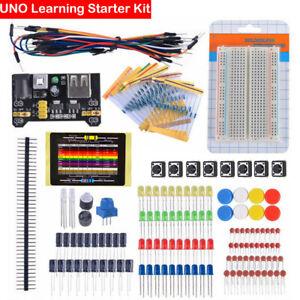 Principiantes-Electronico-Kit-de-Arranque-para-proyectos-incluidos-los-componentes-amp-proyecto