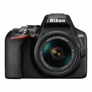 Nikon-D3500-Digital-SLR-Camera-w-AF-P-DX-NIKKOR-18-55mm-f-3-5-5-6G-VR-Lens-Black