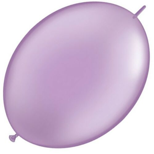 "Pearl Lavender 12"" Qualatex Quick Link Latex Balloons Birthday Wedding Party"