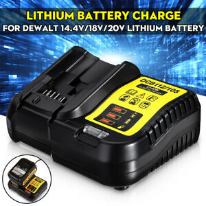 Replacement-Power-Kit-12-14-4-18-20V-Li-ion-Battery-Charger-For-DCB-112-105