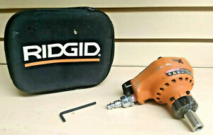 RIDGID-PALM-NAILER-amp-Hand-Strap-R350PNA-With-Zipper-Case-Pneumatic-FREE-SHIP