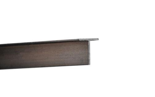 20x20x2 lunghezza=1 Metro Anticorodal 6060 Alluminio Profilo a T mm