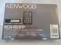 Kenwood Kca-r51fp Fm Modulator Car Kit For Kenwood Cd Changer
