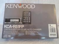 Kenwood Kca-r51fp Fm Modulator Car Kit For Kenwood Cd Changer