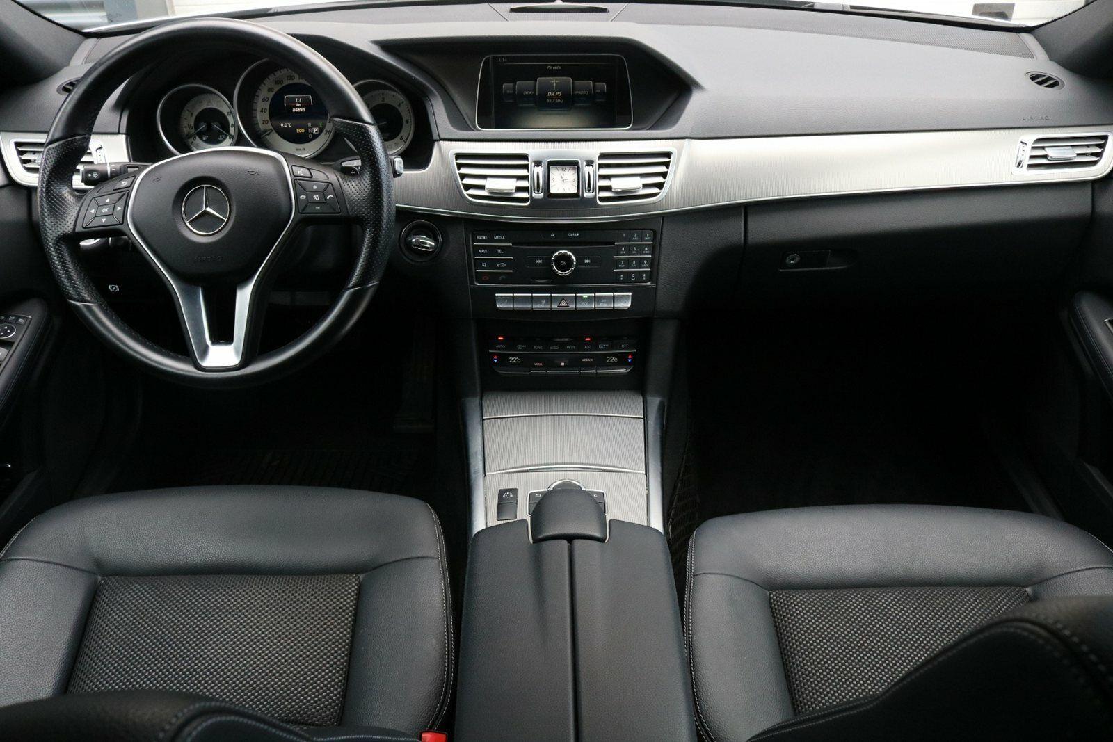 Mercedes E300 BlueTEC Avantgarde stc. aut.