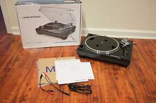 Audio-Technica AT-LP120-USB Direct-Drive Pro Turntable USB Fee Ship No Needle