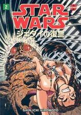 Star Wars: Return of the Jedi, Vol. 2 (Manga)-ExLibrary
