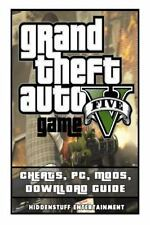 Grand Theft Auto V Game Cheats, PC, Mods, Download Guide by Hiddenstuff...