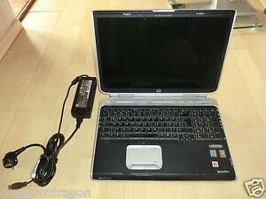 HP-Pavilion-zd8000-Notebook-ohne-HDD-DEFEKT-faehrt-normal-hoch-ungetestet