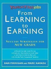 NEW - From Learning to Earning: Yahoo! HotJobs Success Strategies for New Grads