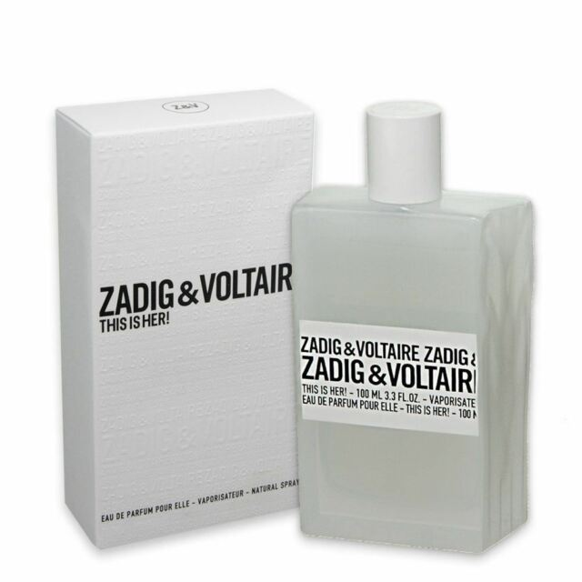 ce0d845a267 Zadig   Voltaire This Is Her EDP Eau De Parfum Spray 100ml Womens ...