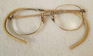 American-Optical-12k-GF-Ful-Vue-Eyeglasses-6-1-2-Gold-Filled-Vintage-Frames