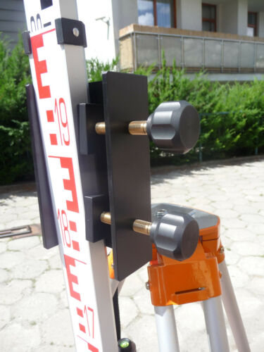 Total Station Geodesy Handle for Telescopic leveling staves