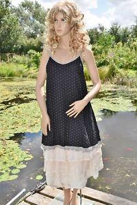 Lea Les Kleid Noir Pois Dress Ours wrHqrP