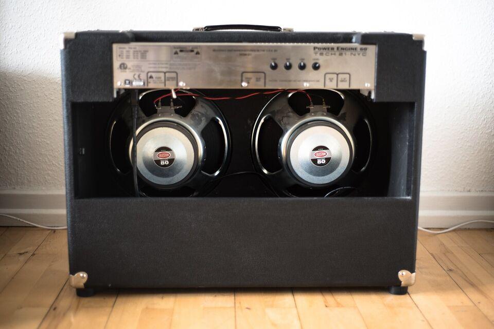 Guitarcombo, Tech 21 Power Engine 60 (2x12), 60 W