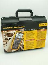 Fluke 1587fc Insulation Multimeter New In Box Msrp 895 Usa Mfg 2021
