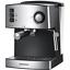 miniatura 2 - Macchina da caffè espresso macinato in polvere cappuccino 1 o 2 tazze 850W 15bar