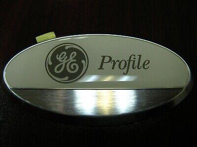 GE WR04X10129 Profile Refrigerator Nameplate Genuine OEM part brand new