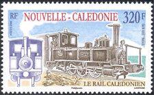 New Caledonia 2006 Trains/Railway/Rail/Steam Locomotive/Transport 1v (n31702)