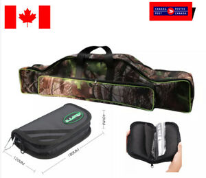 Fishing-rod-case-take-down-bow-case-recuve-bow-case-36-034-with-terminal-tackle