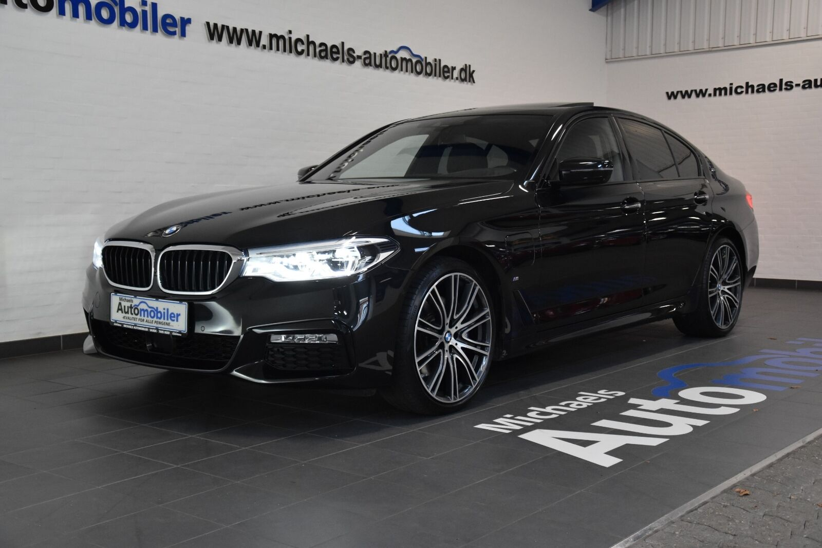 BMW 530e 2,0 iPerformance aut. 4d