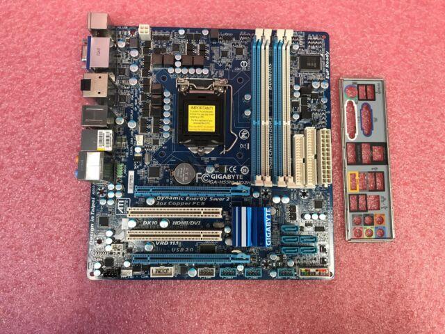 Gigabyte GA-H55M-UD2H w/ ITE IT8720, LGA1156 Socket, DDR3, microATX Motherboard