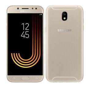 Samsung-Galaxy-J7-2017-in-Gold-Handy-Dummy-Attrappe-Requisit-Deko-Werbung