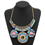Fashion-Women-Pendant-Crystal-Choker-Chunky-Statement-Chain-Bib-Necklace-Jewelry thumbnail 99