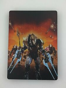 Halo Wars Limited Edition Steelbook - Xbox 360 Game - Complete & Tested