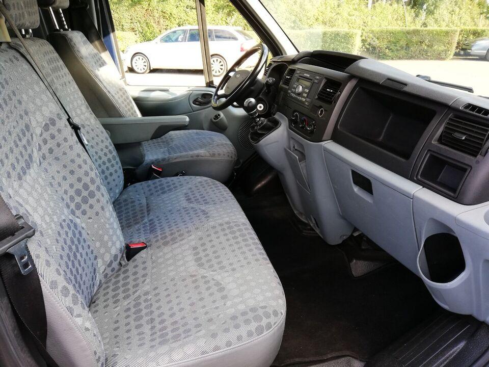 Ford Transit 280S Van 2,2 TDCi 140 Limited FWD Diesel