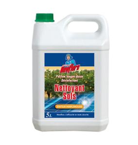 Newflore-Cleaner-Sanitizer-Floors-5L-Perfume-Grapefruit-all-Floors-Washable