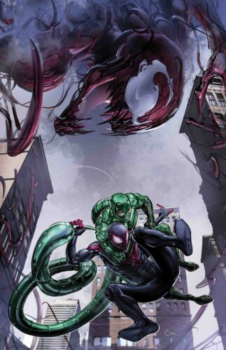 AC MARVEL COMICS EB63 8//2019 ABSOLUTE CARNAGE MILES MORALES #1 OF 3