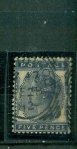 Grossbritannien-Koenigin-Victoria-Nr-62-gestempelt