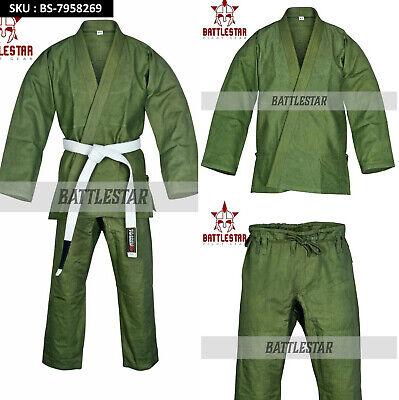 ATAMA MUNDIAL9 KIMONO White Jiujitsu GI Brazilian Jiu-jitsu Uniform BJJ Genuine
