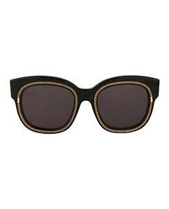 ff1601e7bf8b Image is loading Stella-McCartney-Womens-Square-Rectangle-Sunglasses -SC0041S-30000591-