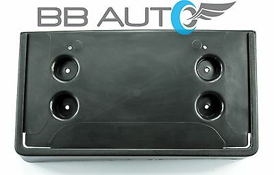11-14 FORD EDGE FRONT LICENSE PLATE TAG BRACKET HOLDER FO1068133 BT4Z17A385C