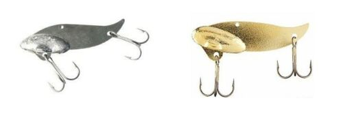 Choice of Colors and Sizes Original Silver Buddy Blade Baits