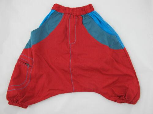 Per bambini Baby Harem Pantaloni Cotone Alibaba Hippy Abiti ALADDIN Gypsy PANTS