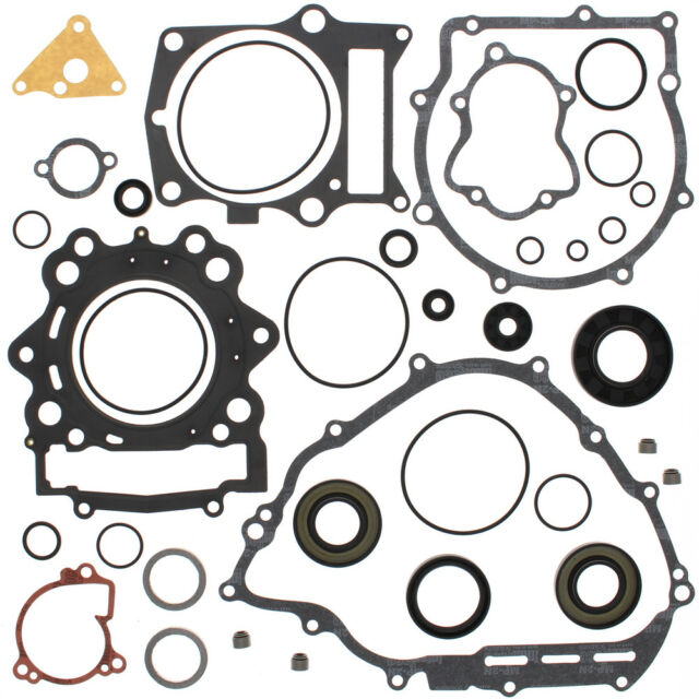 Complete Top/Bottom End Gasket Kit Fits YAMAHA YFM550FA GRIZZLY 2009 SF2
