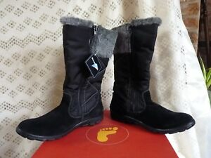 Helsy de Taille 41 7 Uk neige Ricosta neige Eu pour bottes Style femme de Bottes 1TA8pp